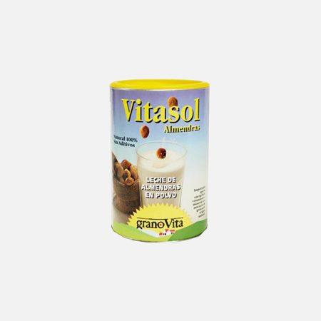 Leite de Amêndoa em Pó – 400G – Vitasol