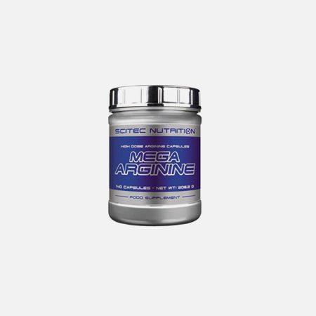 Mega Arginine – 140 cápsulas – Scitec Nutrition