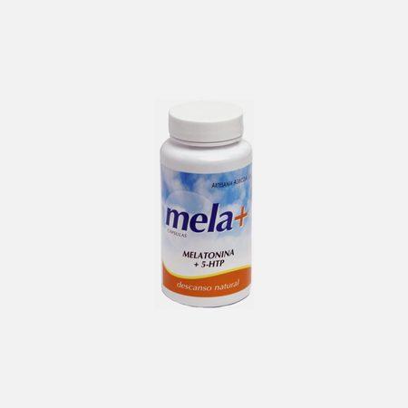 Mela + Melatonina + 5-HTP –  60 cápsulas – Artesania Agricola