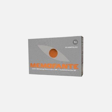 Memofante – 20 ampolas – Theralab