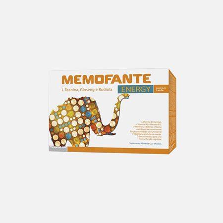 Memofante Energy – Theralab – 30 ampolas 10ml