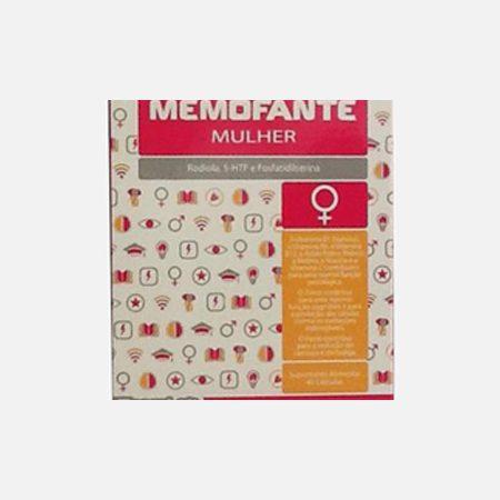 Memofante Mulher – 40 Cápsulas – Theralab