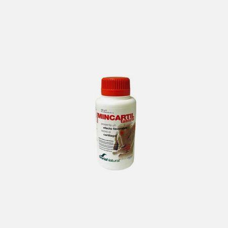 Mincartil Reforçado – 180 Comprimidos – Soria Natural
