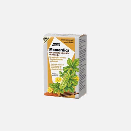 Momordica – 90 Comprimidos – Salus