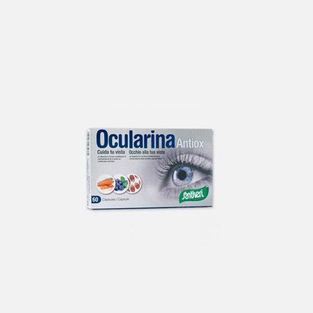 Ocularina Antiox – 60 cápsulas – Santiveri