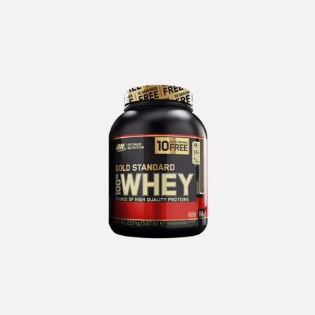 100% Whey Gold Standard 5 lbs (2.24 kg) – ON