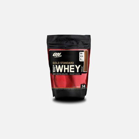 100% Whey Gold Standard bag 450g  – ON