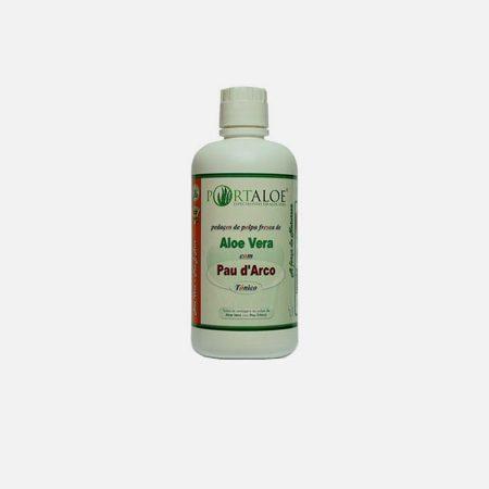 Aloe Vera com Pau d'arco 1000ml – Portaloe