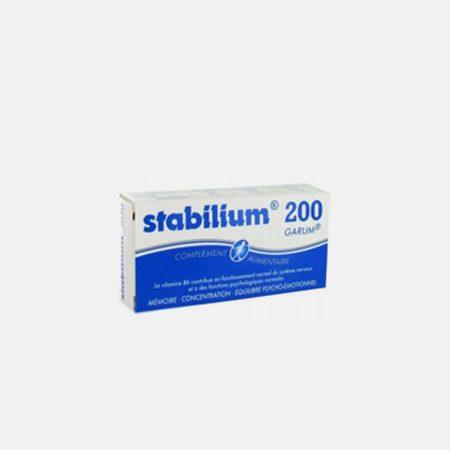 Stabilium 200 – 30 Cápsulas – Stabilium