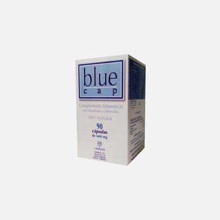 Blue Cap 755 mg – 90 Capsulas – Catalysis