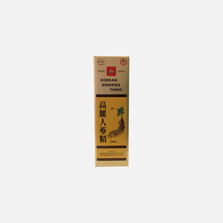 Korean Ginseng Tonic – 750ml – Bando