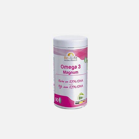 Omega 3 Magnum – 90 Cápsulas – Be-Life