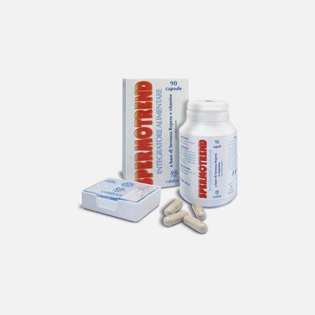 Spermotrend – 90 cápsulas – Catalysis