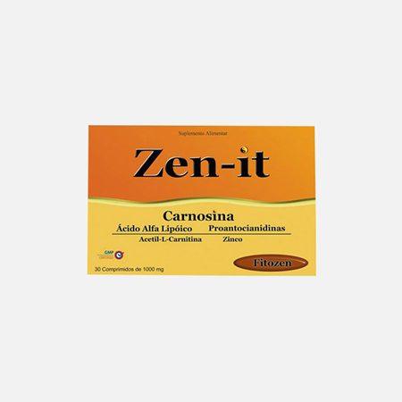 ZEN-IT – FITOZEN – 30 COMPRIMIDOS