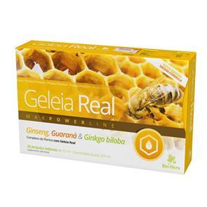 Geleia Real – 20 ampolas – Bio-Hera