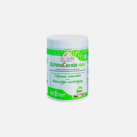 Echinacerola 1600 – 60 Cápsulas – Be – Life