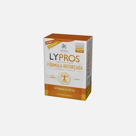 Lypros – 60 cápsulas – Bio-Hera