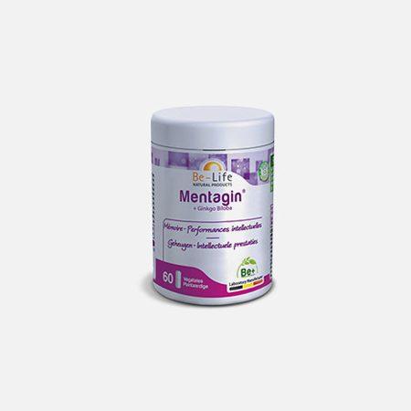 Mentagin Ginkgo – 60 cápsulas – Be-Life