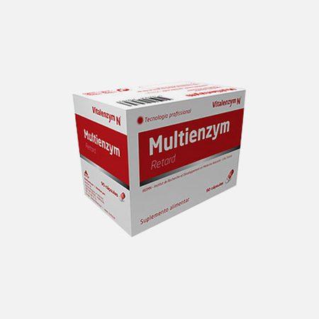 Multienzym – 90 cápsulas – Biotop