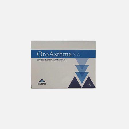 OroAsthma – 60 cápsulas – Biotop