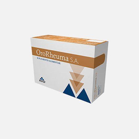 OroRheuma – 60 cápsulas – Biotop