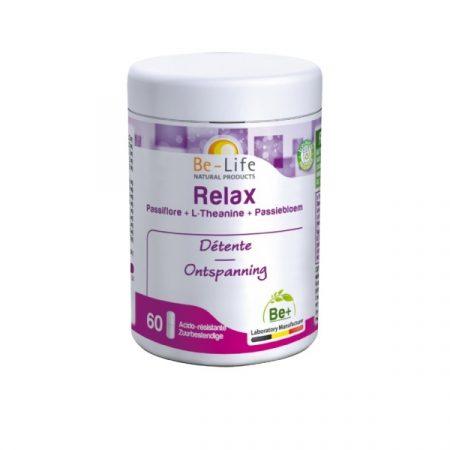 Relax – 60 Cápsulas – Be-Life