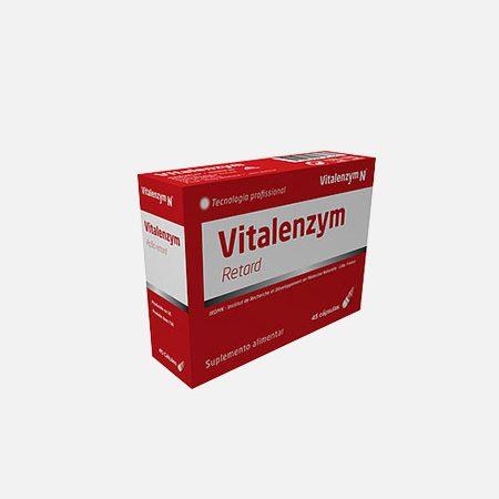 Vitalenzym Retard – 45 cápsulas – Biotop