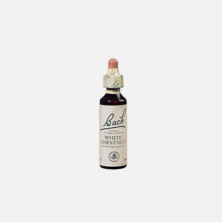 White Chestnut – 20ml – Florais de Bach