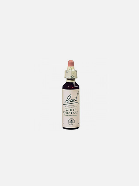 White Chestnut - 20ml - Florais de Bach