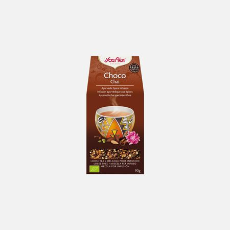 Yogi Tea Choco Chai – 90g – Yogy Tea