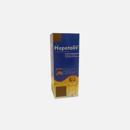 Hepatoliv – 250ml – Oligofarma