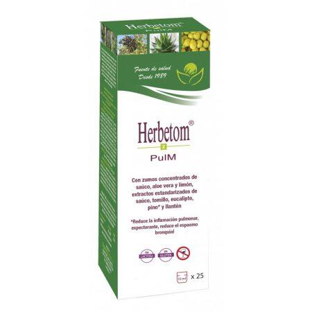 Herbetom 2 Pulm P-M – 250ml – Bioserum