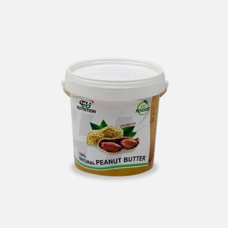 Manteiga de Amendoim Smoothie – Eu Nutrition – 1kg