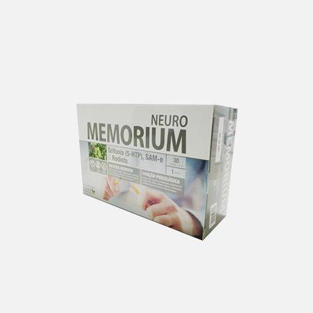 Memorium Neuro – 30 ampolas – DietMed