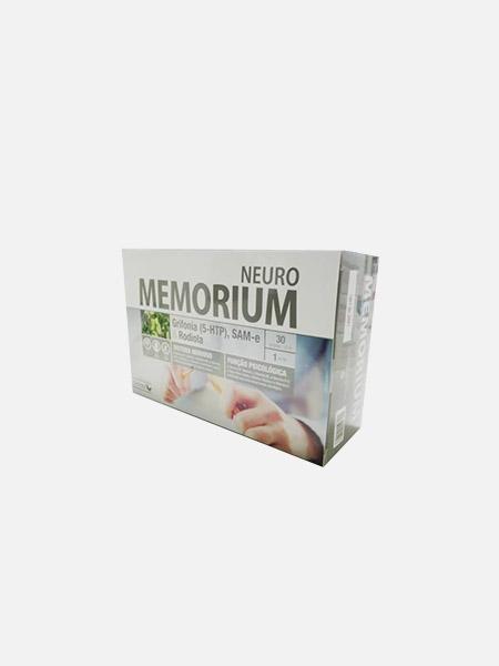 Memorium Neuro - 30 ampolas - DietMed