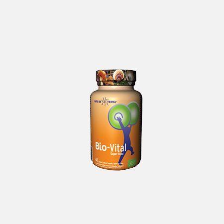 Bio Vital – 60 cápsulas – Hifas da Terra