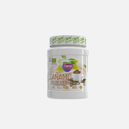 Proteína Vegetal de Cânhamo – Clarou – 500g
