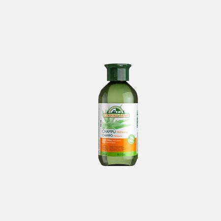 Champo hidratante Aloe Vera – 300 ml – Corpore Sano