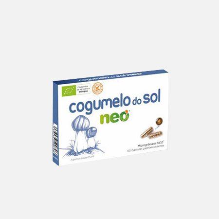 Cogumelo do Sol Neo – 60 cápsulas – Nutridil