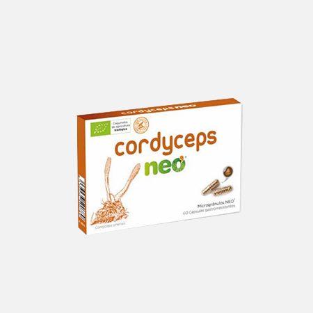 Cordyceps Neo – 60 cápsulas – Nutridil