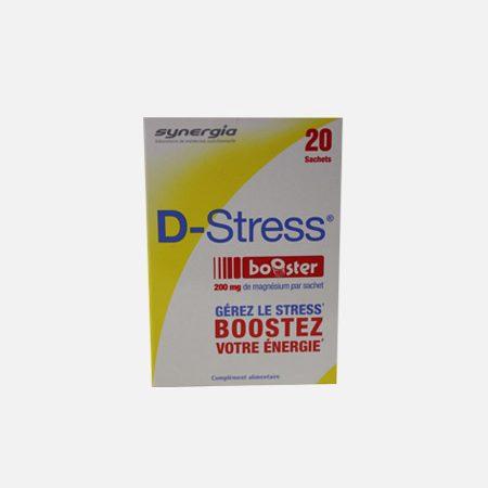 D-Stress –20 Saquetas – Synergia