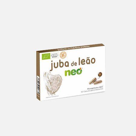 Juba de Leão Neo – 60 cápsulas – Nutridil
