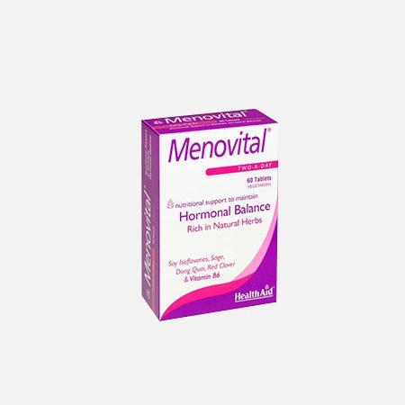 Menovital – 60 comprimidos – Health Aid