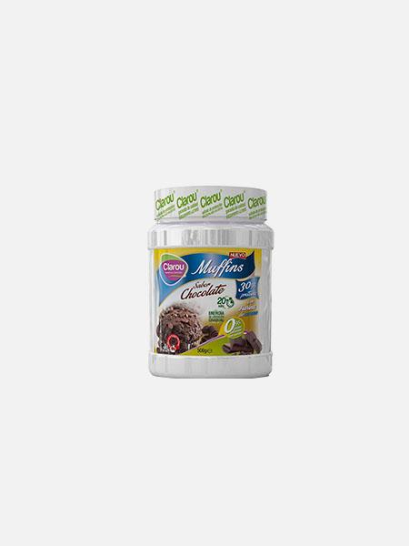 71a33c04b Muffins Sabor Canela - 500g - Clarou - Nutribio