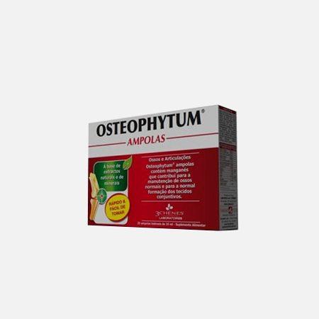 Osteophytum Ampolas – 20 ampolas – 3 Chenes