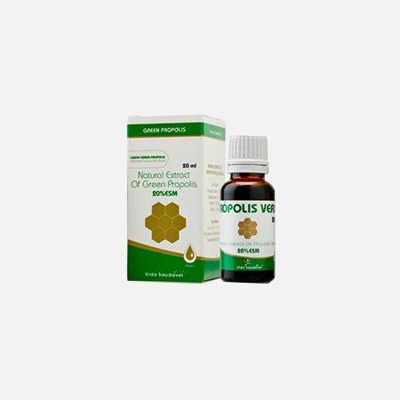 Própolis Verde – 20 ml – Apiagro