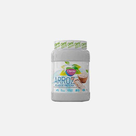 Proteína Vegetal de Arroz – Chocolate – 500g – Clarou