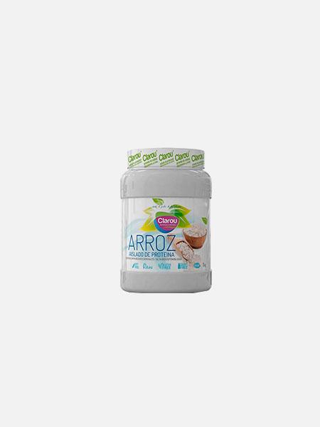 2a4b4664e Proteína Vegetal de Arroz - Chocolate - 500g - Clarou - Nutribio