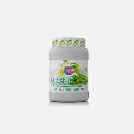 Proteína Vegetal de Ervilha – Chocolate – 500g – Clarou