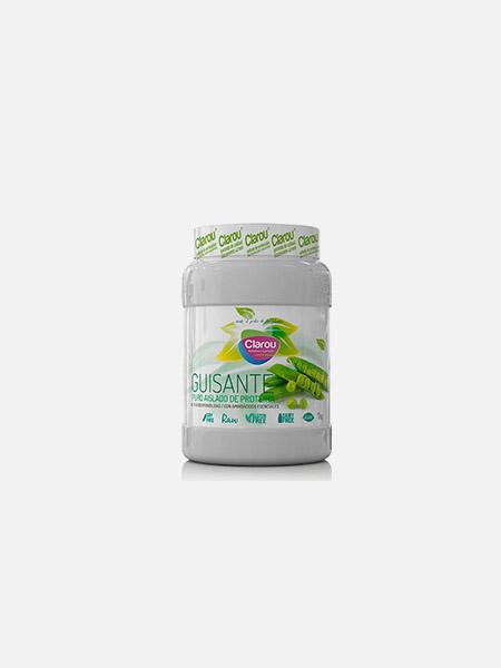proteina ervilha - clarou